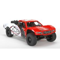 LOSI - Baja Rey Rouge 1/10 4WD Trophy Truck RTR, AVC