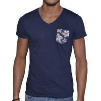 Biaggio - Jeans - T-shirt Manches Courtes - Enfant - Lutonas Boys - Navy