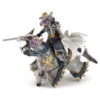 Papo - Figurine fantastique : Roi sorcier et son cheval