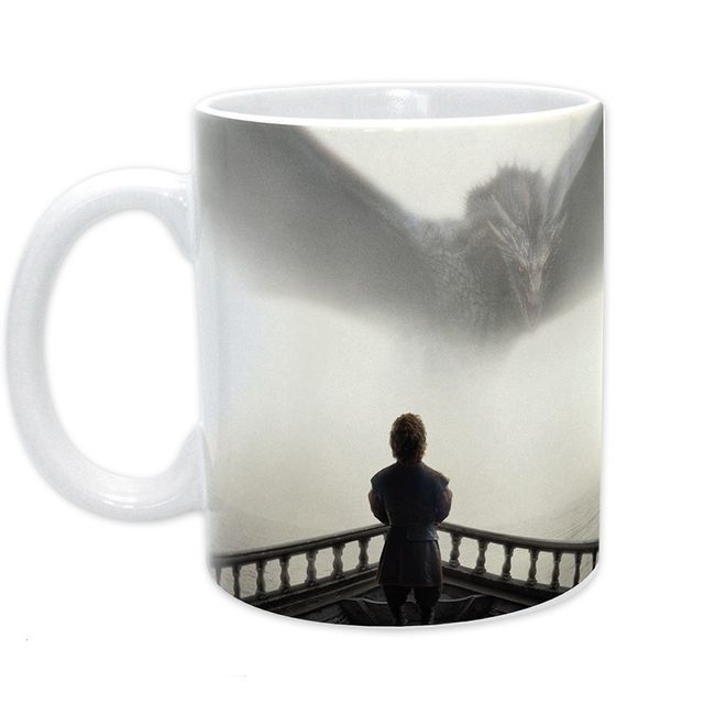 Abysscorp Game Of Thrones Mug Tyrion et Dragon 320 ml