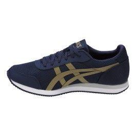 efc007e24807f Asics Tiger - Chaussures Curreo Ii bleu - pas cher Achat   Vente ...