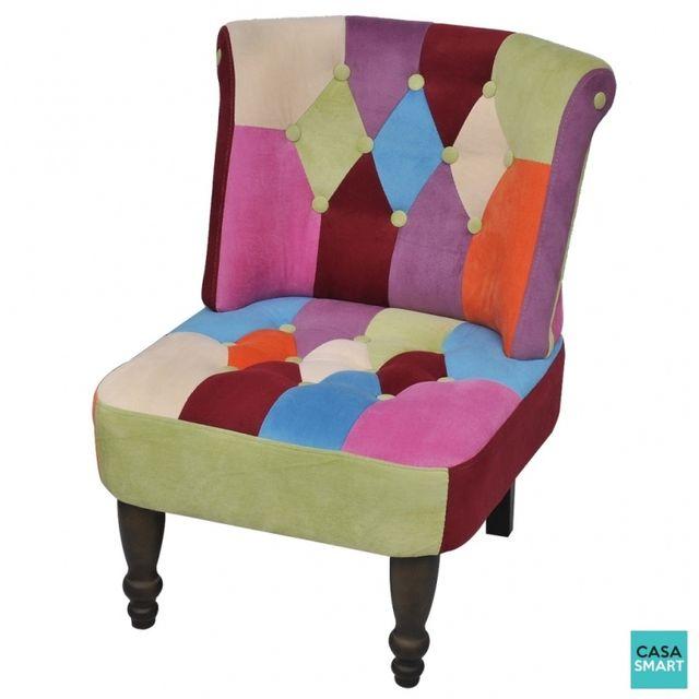 Casasmart Comfy fauteuil multicolore