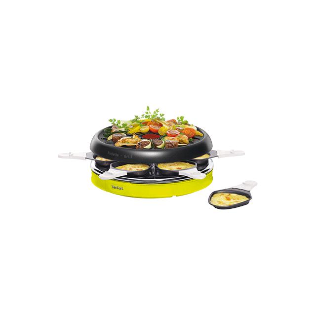 TEFAL Raclette-Gril RE128O12