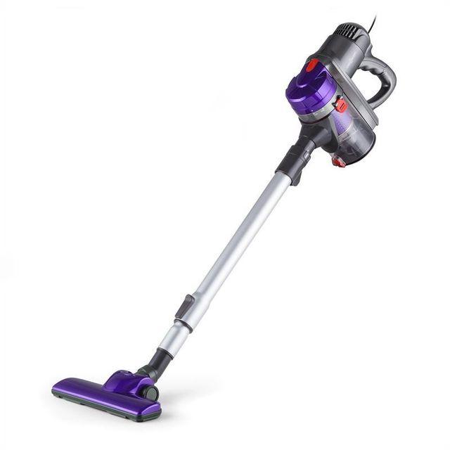 ONECONCEPT Cleanbutler aspirateur à main 450W filtre permanent - violet