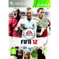 Electronic Arts - Fifa 12 classic pour Xbox 360