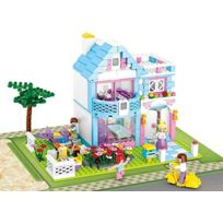 Sluban Europe - Jeu De Construction - Nouvelle Serie Girl'S Dream - La Maison De Famille - Sluban M38-B0535