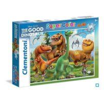 Clementoni - Good Dinosaur Puzzle super color maxi 24p