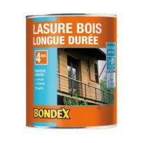 Bondex - Lasure longue durée 4 ans - 0.75 L - chêne doré
