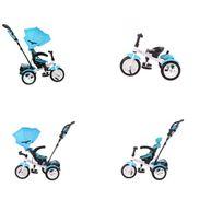Tricycle évolutif pour bébé / enfant Jaguar Beige
