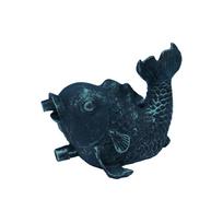Ubbink - Cracheur d'étang Poisson 12,5 cm