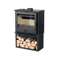 Lekingstore - Poêle à bois intérieur en vermiculite 600kg/m³ - H814 mm