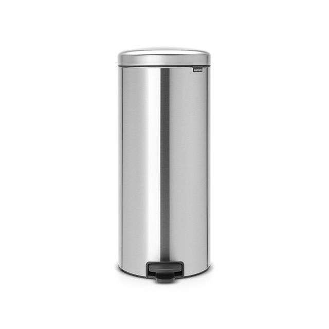 brabantia poubelle p dale newicon 30l matt steel argent pas cher achat vente poubelle. Black Bedroom Furniture Sets. Home Design Ideas
