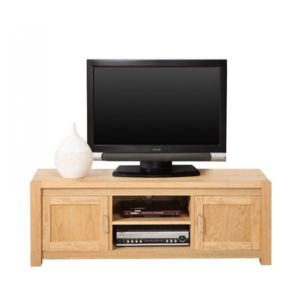 beaux meubles pas chers meuble banc tv hifi ch ne clair. Black Bedroom Furniture Sets. Home Design Ideas