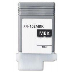 Marque Generique Canon Pfi-102MBK Cartouche Noir Mat compatible