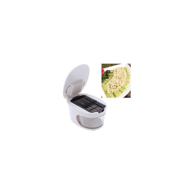 Alpexe Broyeur a legumes Ustensiles de cuisine / Plastique / Acier Inoxydable