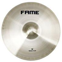"""Fame - Cymbale Crash 18"""" Brillante"""