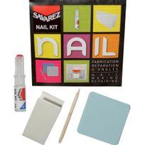 Savarez - Nail - Kit de fabrication et de réparation d'ongles pour guitaristes