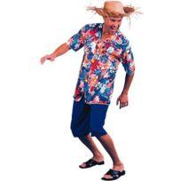 Euro Carnavales - Déguisement Hawaien - Homme