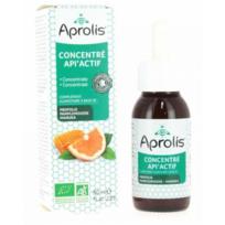 Aprolis - Concentré Api'actif Bio propolis, pépins pamplemousse