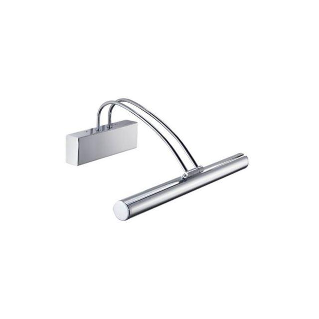 Pan Int Lampe Design Eclairage Tableau Led Galerie Chrome 40 W