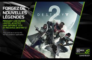 NVIDIA Destiny 2
