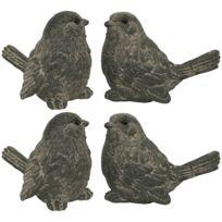 2 Oiseaux Décoration De Jardin
