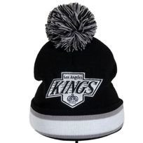 Mitchell And Ness - Bonnet Kn48Z La Kings Noir