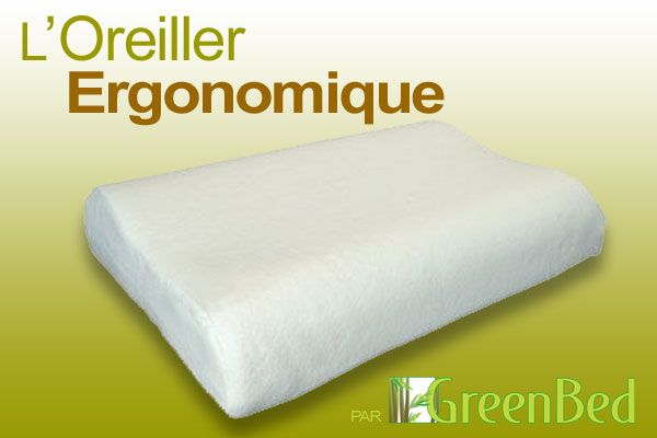 oreiller ergonomique prix oreiller ergonomique page 6. Black Bedroom Furniture Sets. Home Design Ideas