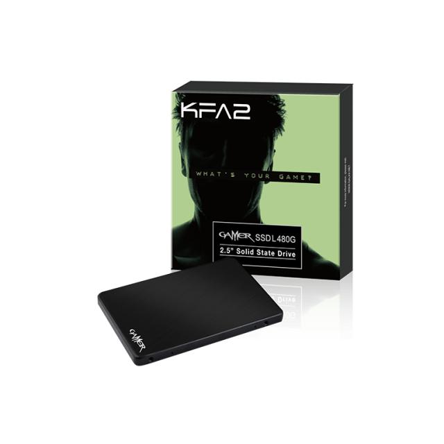 KFA2 - GAMER 480 Go MLC 2.5 SATA III NEW