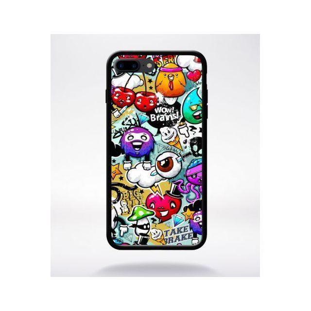 coque iphone 7 plus graffiti