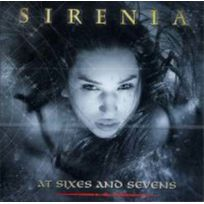- Sirenia - At Sixes and Sevens Boitier cristal