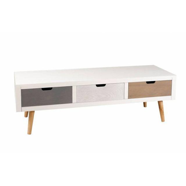 meuble scandinave - achat meuble scandinave pas cher - rue du commerce - Meuble Design Scandinave Pas Cher