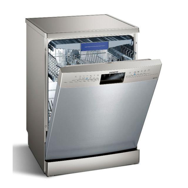 SIEMENS lave-vaisselle 60cm 13c 44db a++ pose libre inox - sn236i00ne