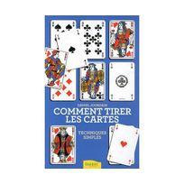 Ambre - Comment tirer les cartes : Techniques simples
