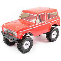 FTX - Outback Treka 4WD RTR 1/10 Crawler