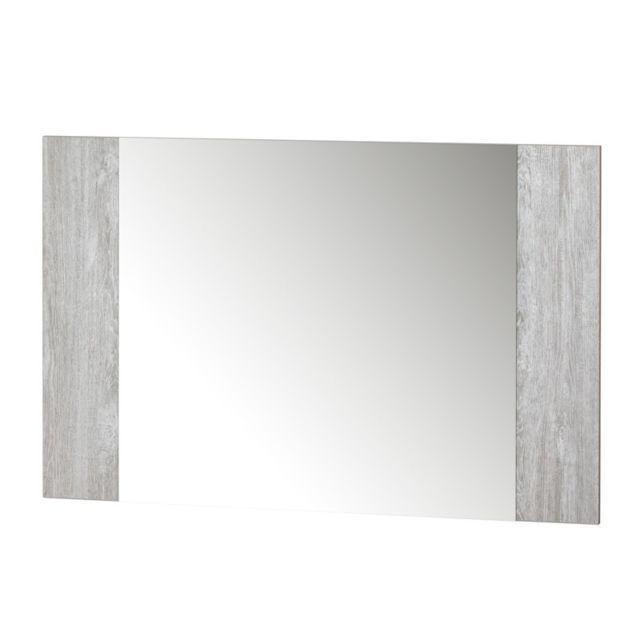 Tousmesmeubles Miroir - Watson - L 105 x l 68