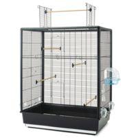 Savic - Cage Primo 60 Open Empire pour Oiseaux - Noir