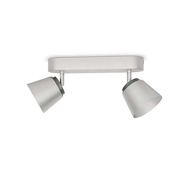 Philips 533421716 - Spot D'Intérieur Led Dender - Chrome
