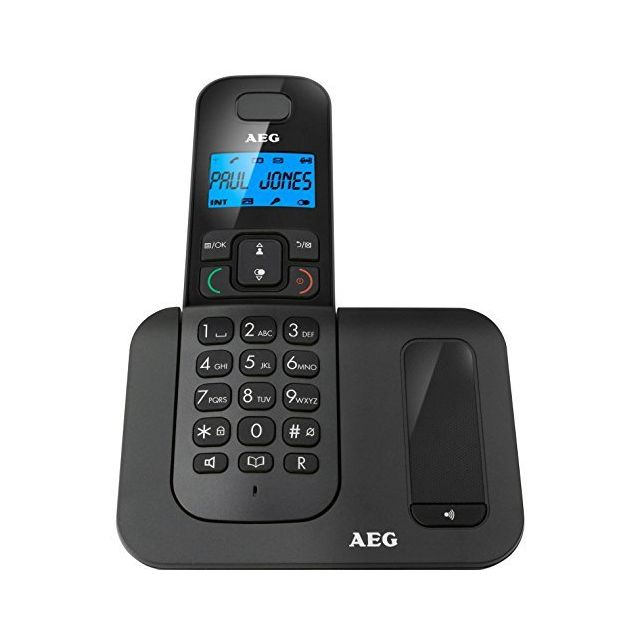 aeg voxtel d500 t l phones sans fil ecran pas cher achat vente t l phone fixe filaire. Black Bedroom Furniture Sets. Home Design Ideas