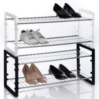 MAISON FUTEE   Range Chaussures Empilable
