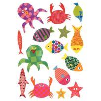 Maildor - maxi gomettes baby poisson - pochette de 93