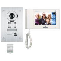 AIPHONE - Interphone vidéo écran 7 pouces encastré JMS4AEDF