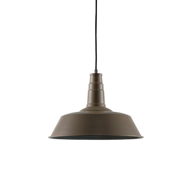 Santani Mobili Lampe Vintage Brun