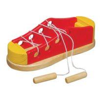 Nowa Szkola - Chaussure à lacer en bois
