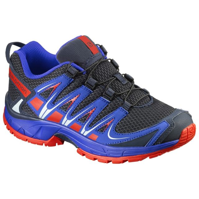 c92c82b267e4ad Xa Chaussures Pro Et Salomon Orange Trail J Junior 3d Pas Bleue Fdx7q