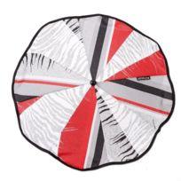 Gesslein - 805433000 Ombrelle Pour Poussette Avec Fixation Universelle Pour Cadre Rond Ou Ovale Gris/ROUGE