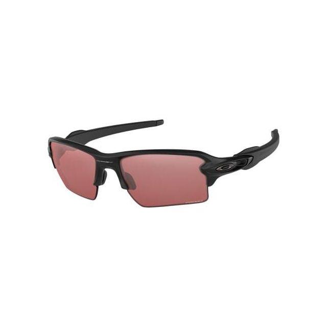 c716795afe4e0e Oakley - Lunettes Oakley Flak 2.0 Xl O Matte Black avec verres Prizm Dark  Golf