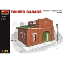 Miniart - 1:35 - Ruined Garage - Min35511