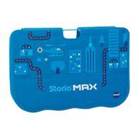 """Vtech - Etui support bleu 2 en 1 pour tablette Storio Max 5"""" - 218549"""