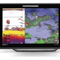 Humminbird - Helix 12 Gps Hd avec sonde traversante Bronze